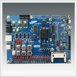 SmartCard Evaluation Board