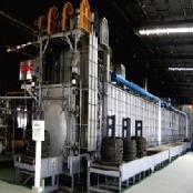 Continous Type Heat-Treatment Furnace