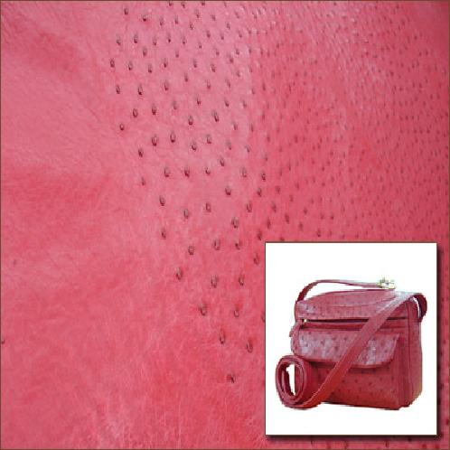 Ostrich Leather - 2 | Ostrich Leather, Exotic Ostrich Skin Leather, Leather