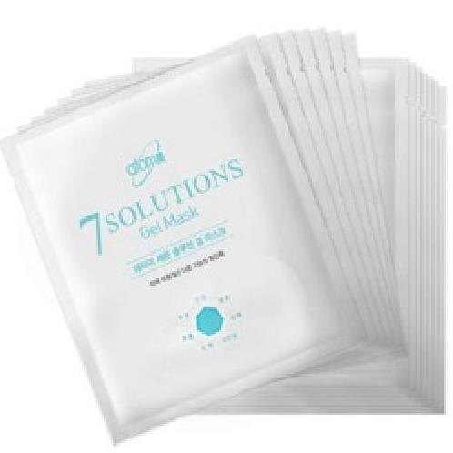 7 Solutions Gel Mask | mask, gel mask, stomy