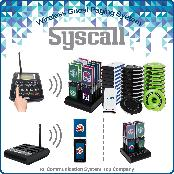 Wireless Guest Paging System