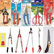 Gardening Tools Pruning sheares Multipurpose pruners Hand pruners Fruit pruners