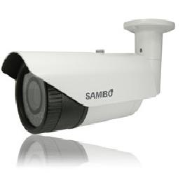 IR BULLET CAMERA with WDR /3D DNR