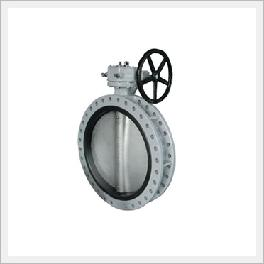 Center Lined Butterfly Valves - FLANGE Type (CLF Series)