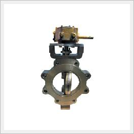 Triple Offset Metal Seat Butterfly Valve