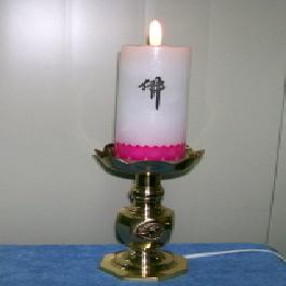 Electric Candle stand
