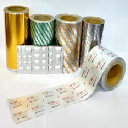 Pharmatheutical Aluminum Packaging
