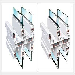Dual Window Sash for School (S/S-225R2)