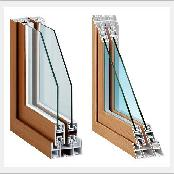 Small Single Window Sash (BF-97R)