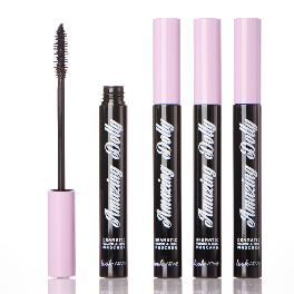 LOOK AT ME Amazing Dolly DRAMATIC VOLUME & CURL MASCARA