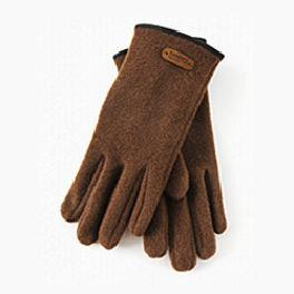 iGloves Touch Lambs Wool Smartphone Gloves by VASTAN INC._women Dress iGloves brown