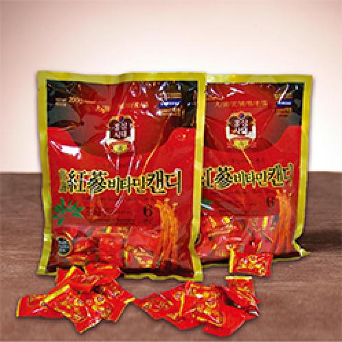 Korean Red Ginseng Candy | Ginseng Candy, Red Ginseng, Ginseng , Korea Ginseng