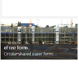 eFree form Construction Method