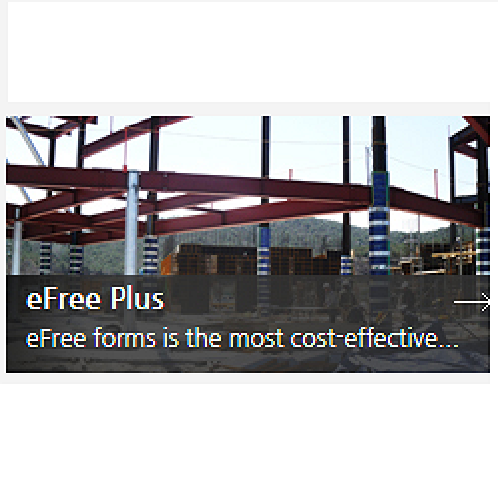 eFree plus Products & Advantages  | Construction, Circular-shaped paper forms, Environmentally friendly paper forms, Eco-friendliness,  New eco-friendly technology