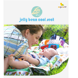 Stroller Cool jelly Seat