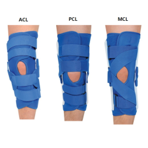 [Knee] Soft Knee Brace(ACL/PCL/MCL)  | artificial leg, artificial arm, scoliosis , scoliosis brace , disability aids, rehabilitation aids, medical health, electronic artificial limb