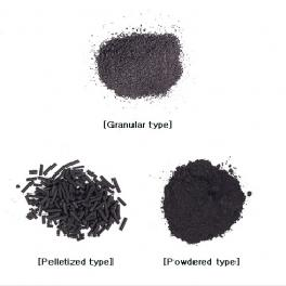 Activated Carbon (3 Type)