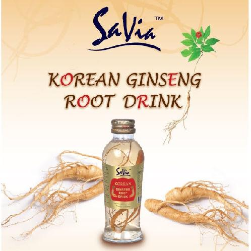 Savia Ginseng Drink  | Herbal Drink, Healthy Drink, Beverage
