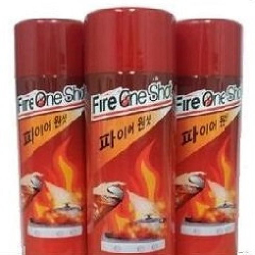 Spray type Fire Extinguisher