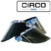Wide clear visor [CIRCO BAND]