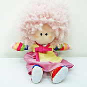 BBOGURI plush doll of Republic of Korea