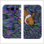 Mobile Phone Case (Anemones and Fish)