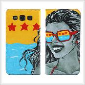 Mobile Phone Case (Woman On the Beach)