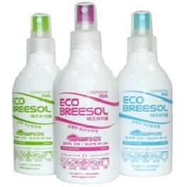 Natural deodorizing  spray ECOBREESOL