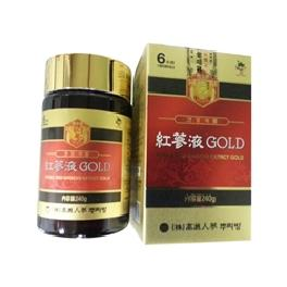 Korea Red Ginseng Extract 240g