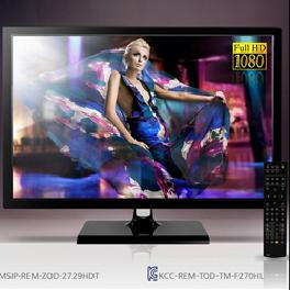 Korea UX LCD Full HD Liquid Crystal Display 27inch