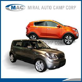 Spare parts for Kia Soul - Ray - Sorento - Mohave - Carnival