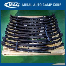 All kinds of Leaf Spring for Korean Vehicles