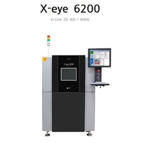 X-ray inspection system_X-eye 6200 | X-ray inspection system, X-ray CT, X-ray system, In-line X-ray