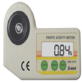 Portable Fruit Acidity Meter
