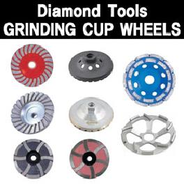 Diamond Tools GRINDING CUP WHEELS