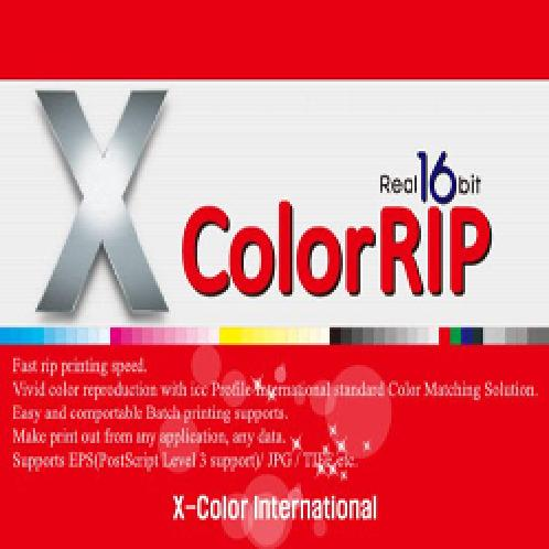 X Color RIP Sofware for General Digital Printing  Dye Sublimation | RIP Software,RIP,Printing,printer driver software,printing software,Xcolor,dye sublimation,sublimation,print,printing service,epson,mutoh,roland,HP,novajet