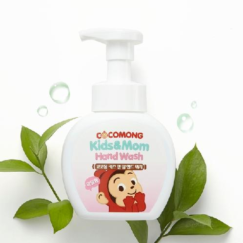 Cocomong Kids & Mom Hand Soap (2 types) | Cocomong,Kids,Lotion,Baby Lotion,Kids & Mom,Hand Soap,Baby Hand Soap