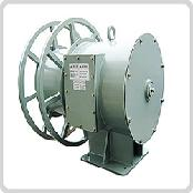 CABLE REEL (SPRING TYPE)