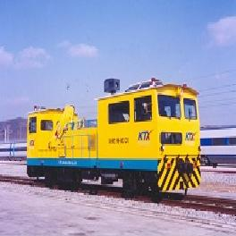 Special Rail Vehicle - multiple purpose car