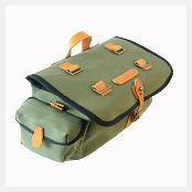 Waterproof Canvas Saddlebag 11 Liter [ZCB-11]