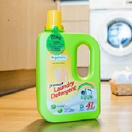 Vegetable HOME Eco-friendly Laundry Detergent 4L