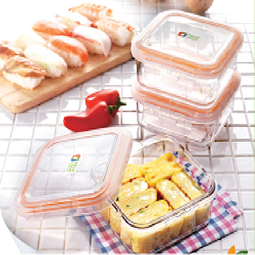 WELLSLOCK S300 | Glass, Food Container, Plastic ware