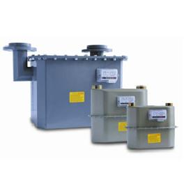 Commercial  Diaphragm  Gas Meter