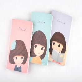 Big Eyes Damini 多美你 Softcover Pocket Note 3PACK
