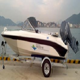 Leisure Boat-5.6m