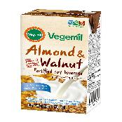 Vegemil Almond and Walnut Soy Milk