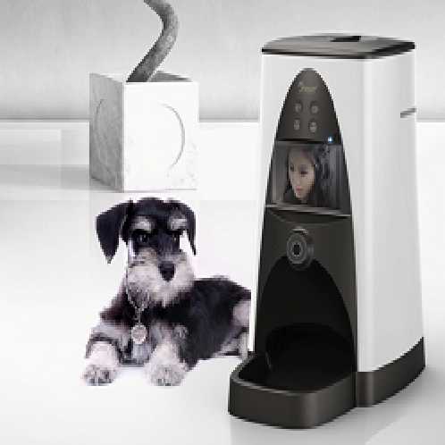 Freepet Smart Pet Feeder | Internet Of Tning(IOT), Pet, Remote, Care, Auto Feeder, Freepet Smart Pet Feeder