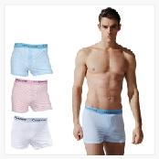 Men's functional underwear with ice-skin 3D separation structure - Tencel