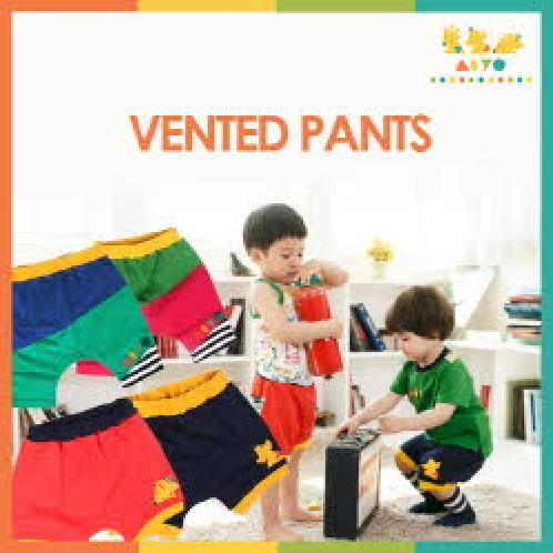 [AIYO] ★Baby Vented_pants ★ infant / Kids / Baby / rompers / baby clothes / sleep wear / boys or gir | baby clothing, children's clothing, French clothes, baby brand, baby garments, premium brand, clothing trade, meresine