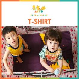 [AIYO] ★Baby T-shirt ★ infant / Kids / Baby / rompers / baby clothes / kids clothes / T-shirt / Clot